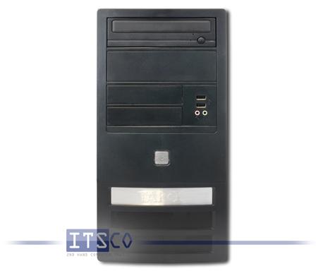 PC Tarox GigaByte GA-G41MT-ES2L Intel Pentium Dual-Core E5700 2x 3GHz