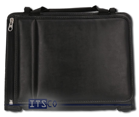 Notebooktasche Toughmate Convertible Case für Panasonic C1 Schwarz