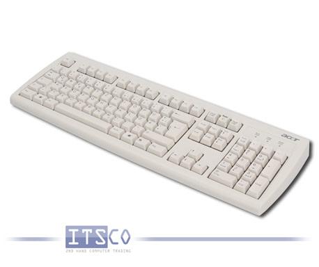 Tastatur Acer  KB-2971 PS/2-Anschluss Deutsch