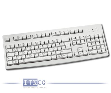 Tastatur Cherry RS 6000 M hellgrau Deutsch PS/2-Anschluss