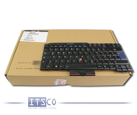 Notebooktastatur Lenovo FRU 45N2153 Deutsch NEU & OVP