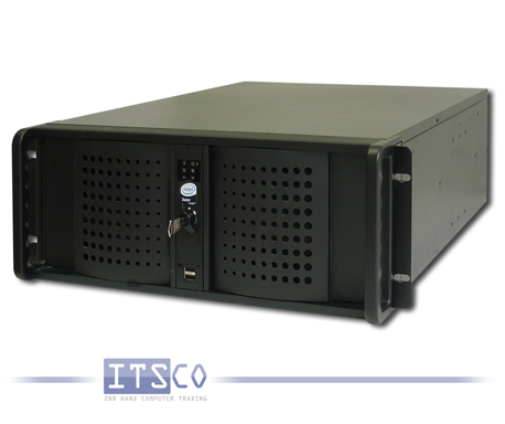 Server Fantec TCG-4860KX07-1 Intel Quad-Core Xeon E5420 4x 2.5GHz