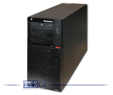 Server Lenovo ThinkServer TD100 Intel Quad-Core Xeon E5410 4x 2.33GHz