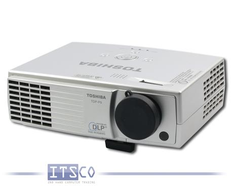 Beamer TOSHIBA TDP-P9 DLP-Projektor