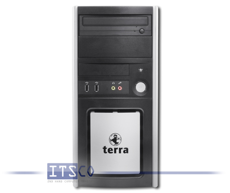 PC Terra System-1009086 IPM31 Intel Pentium Dual-Core E5300 2x 2.6GHz