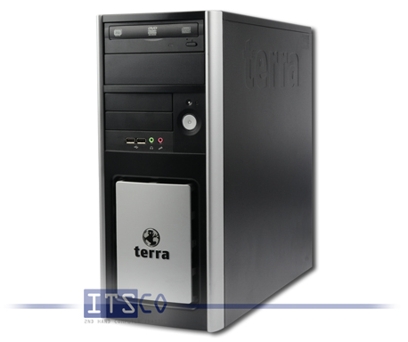PC Terra System-1009111 DG43GT Intel Core 2 Duo E8400 2x 3GHz