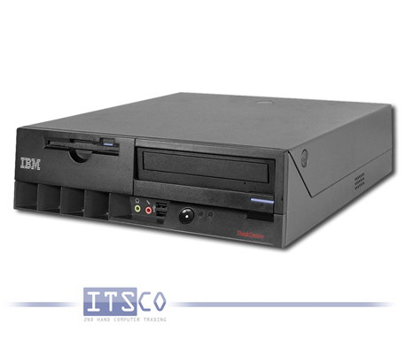 PC IBM ThinkCentre S50 Intel Pentium 4 HT 3GHz 8183