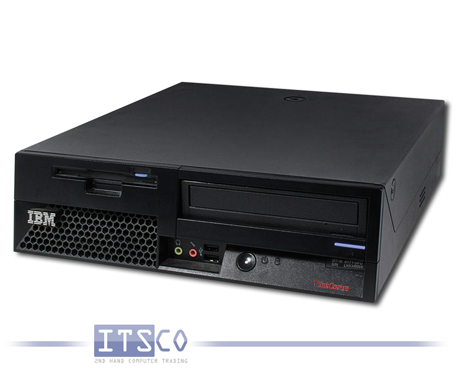 PC IBM ThinkCentre M52 SFF Intel Pentium 4 HT 3GHz 8215