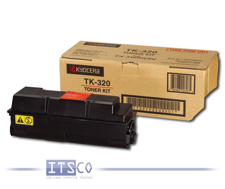 Toner Kyocera TK-320 Black