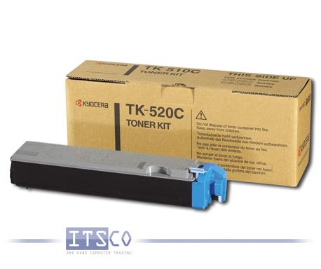 Toner Kyocera TK-520C Cyan