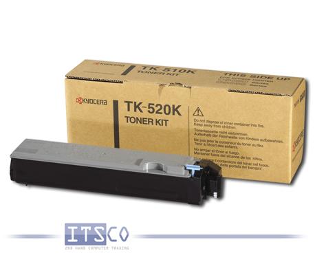 Toner Kyocera TK-520K Black