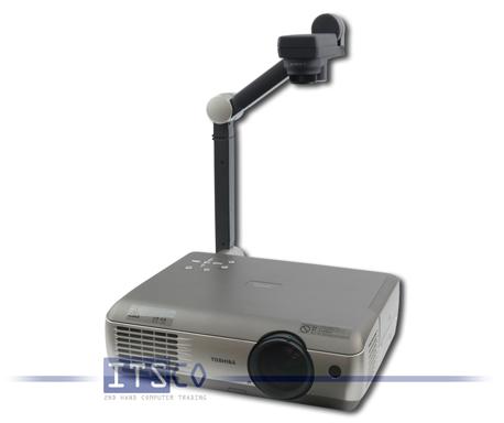 Beamer Toshiba TLP-T401 LCD-Projektor 1024x768 XGA