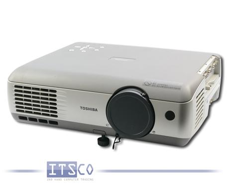 Beamer TOSHIBA TLP-T620 LCD-Projektor