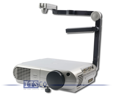 Beamer TOSHIBA TLP671 LCD-Projektor
