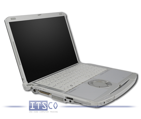 Notebook Panasonic Toughbook CF-F9 Intel Core i5-520M vPro 2x 2.4GHz
