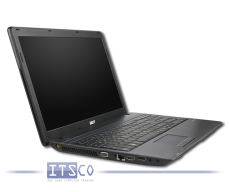 Notebook Acer TravelMate 5335 Intel Dual-Core Celeron T3500 2x 2.1GHz