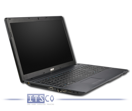 Notebook Acer TravelMate 5742 Intel Core i3-380M 2x 2.53GHz