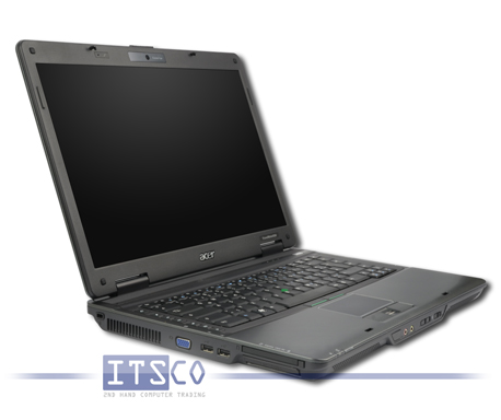 Notebook Acer TravelMate 6593 Intel Core 2 Duo P8600 2x 2.4GHz Centrino 2 vPro