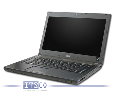 Notebook Acer TravelMate 8473 Intel Core i5-2450M 2x 2.5GHz