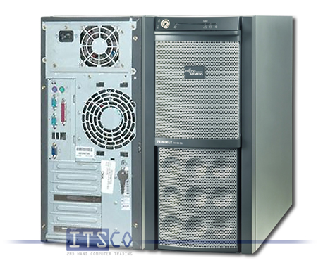 Server Fujitsu Siemens Primergy TX150 S6 Intel Dual-Core Xeon E3110 2x 3GHz