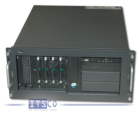 Server Fujitsu Siemens Primergy TX150 S6 Intel Quad-Core Xeon X3220 4x 2.4GHz