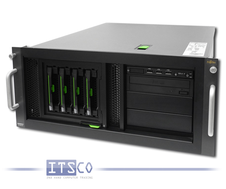 Server Fujitsu Siemens Primergy TX150 S7 Intel Quad-Core Xeon X3450 4x 2.66GHz