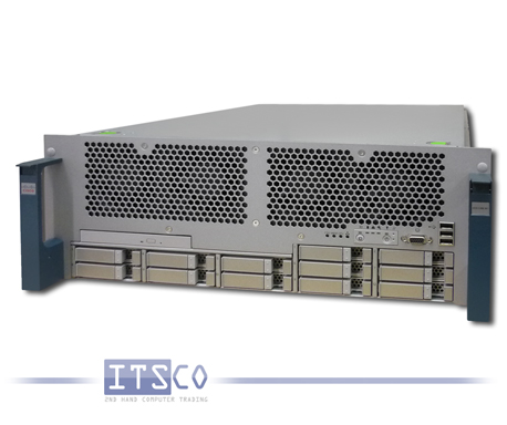 Server Cisco UCS C460 M1 4x Intel Six-Core Xeon X7542 6x 2.66GHz