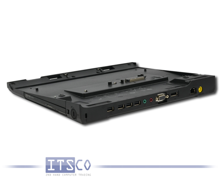 Dockingstation Lenovo ThinkPad Ultrabase Series 3 inkl. DVD±RW 04W1420 04W6846