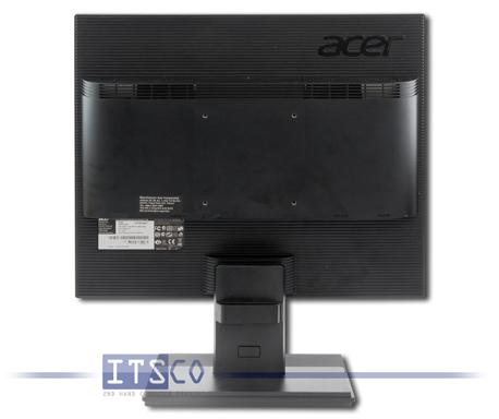 """19"""" TFT Monitor Acer V196L"""