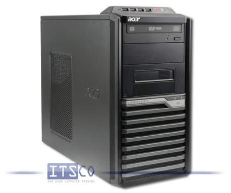 PC Acer Veriton M670G Intel Core 2 Duo E7300 2x 2.66GHz