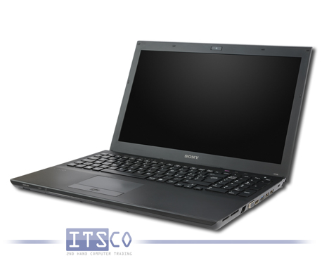 Notebook Sony Vaio VPCSE1V9E Intel Core i7-2640M 2x 2.8GHz