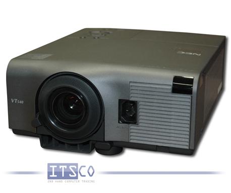 Beamer NEC VT540K LCD Projektor