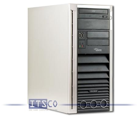 Workstation Fujitsu Siemens Celsius W360 Intel Core 2 Duo E8300 vPro 2x 2.83GHz
