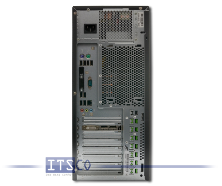 Workstation Fujitsu Celsius W520 Power Intel Quad-Core Xeon E3-1280 V2 4x 3.6GHz