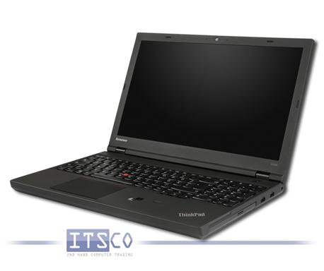 Notebook Lenovo ThinkPad W540 Intel Core i7-4900MQ vPro 4x 2.8GHz 20BG Herstellergarantie bis 06/17