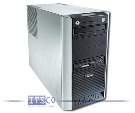 PC FUJITSU SIEMENS SCENIC W600