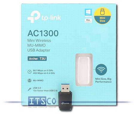 WLAN AC Mini-USB Adapter TP-Link Archer T3U