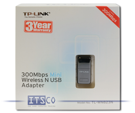 WLAN N Mini-USB Adapter TP-LINK TL-WN823N