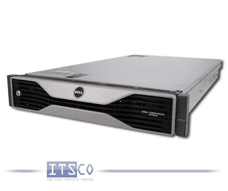 Workstation Dell Precision R7610 Intel Eight-Core Xeon E5-2687W 8x 3.1GHz