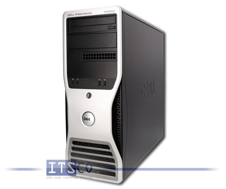 Workstation Dell Precision T3500 Intel Quad-Core Xeon W3550 4x 3.06GHz