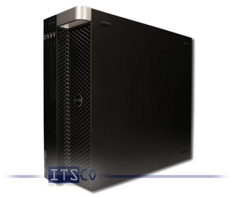 Workstation Dell Precision T3610 Intel Six-Core Xeon E5-1650 v2 6x 3.5GHz