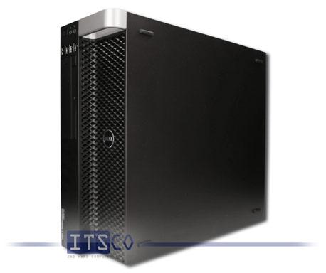 Workstation Dell Precision T5610 2x Intel Eight-Core Xeon E5-2650 v2 8x 2.6GHz