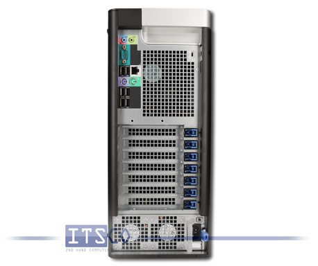 Workstation Dell Precision Tower 5810 Intel Quad-Core Xeon E5-1620 v3 4x 3.5GHz