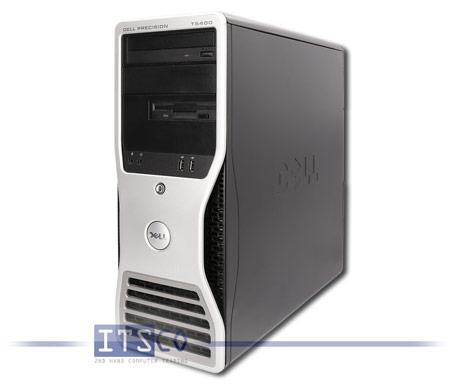 Workstation Dell Precision T5400 Intel Quad-Core Xeon E5440 4x 2.83GHz