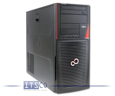 Workstation Fujitsu Celsius M730 Intel Quad-Core Xeon E5-1620 v2 4x 3.7GHz