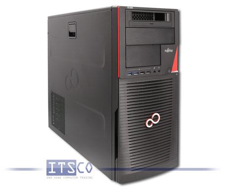 Workstation Fujitsu Celsius M740n Intel Quad-Core Xeon E5-1620 v3 4x 3.5GHz