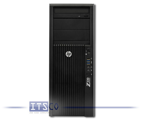 Workstation HP Z220 CMT Intel Quad-Core Xeon E3-1290v2 4x 3.7GHz