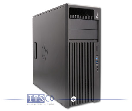 Workstation HP Z440 Intel Eight-Core Xeon E5-1680 v3 8x 3.2GHz