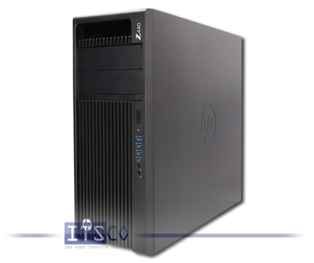 Workstation HP Z440 Intel Six-Core Xeon E5-1650 v3 6x 3.5GHz