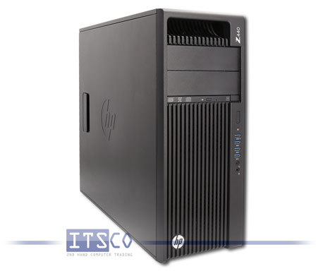 Workstation HP Z440 Intel Quad-Core Xeon E5-1603 v3 4x 2.8GHz